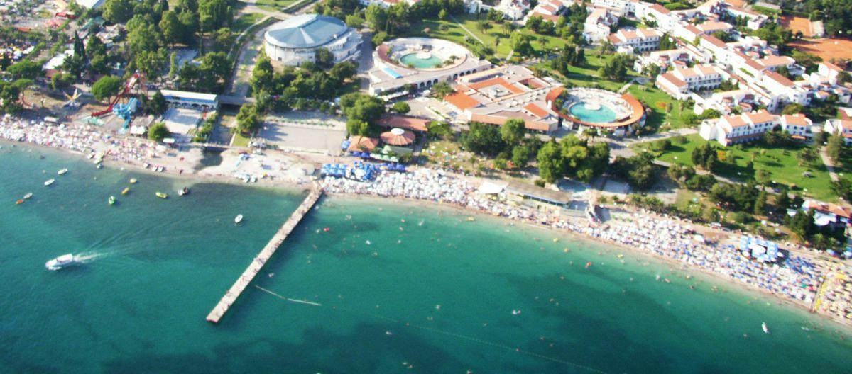 Slovenian Beach Apartments Royal Montelegro Lastva